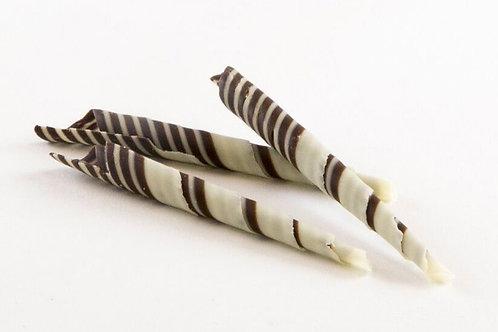 Flute (aka Turitella) Chocolate Decor