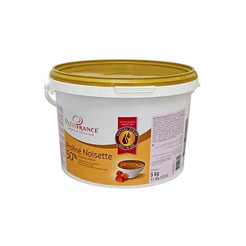 50% Hazelnut Paste, Patis France