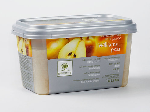 Pear Williams  Puree