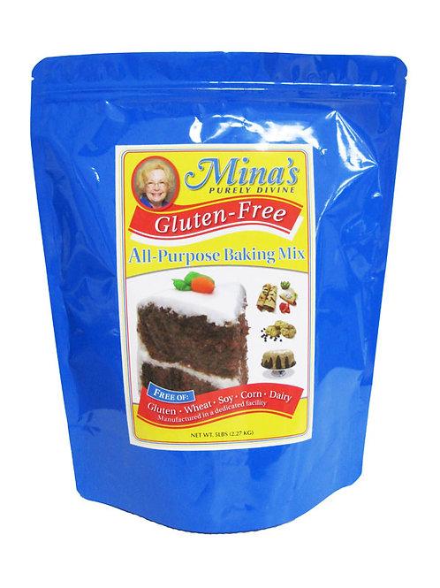 Gluten Free All Purpose Baking Mix