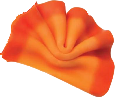 DuBois Orange Chocolate Decor