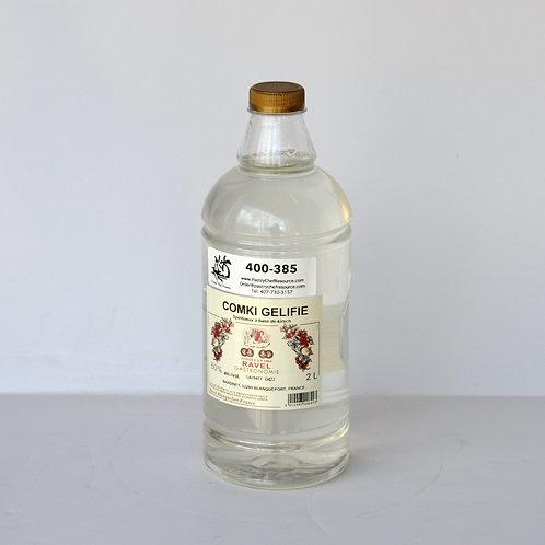 Kirsch Wasser, Gelified Cherry Liquor