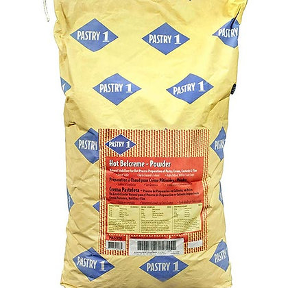 Hot Process Pastry Cream Powder