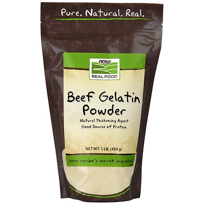 """""""Now"""" Beef Gelatin Powder"""
