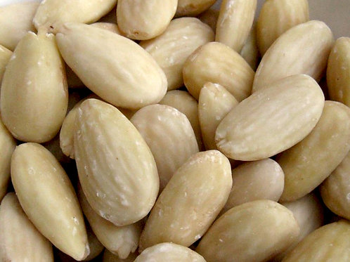 Blanched Almonds, Skinless