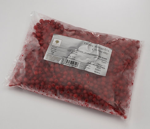IQF Red Currants