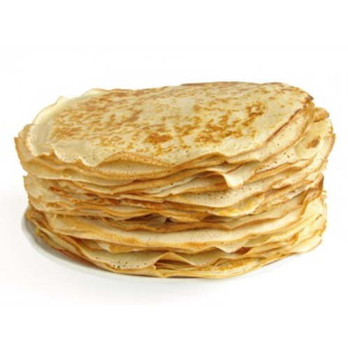 """13"""" Classic Neutral Crepes"""