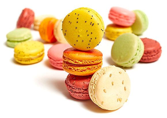 Parisien Macaron - 6 flavors