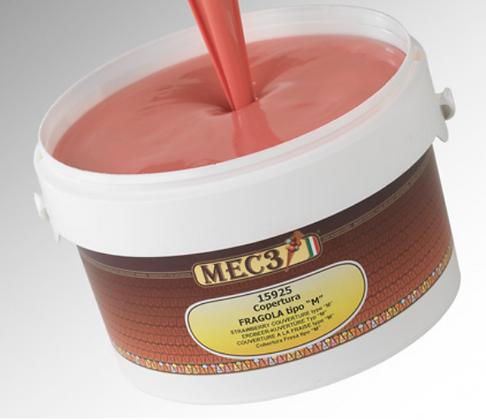 """Strawberry Flavor coating Type """"M"""" MEC3"""