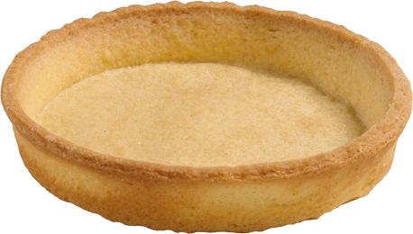 "4.3"" Round Butter Tartlet"