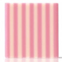 Carré Blanc Rosè Chocolate Decor