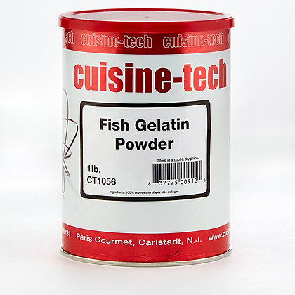 Gelatin - Fish Powder - Cuisine-tech