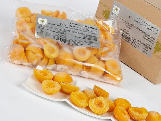 IQF Apricot Halves