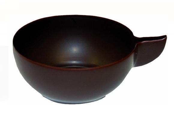 Dark Chocolate Mini Tea Cup