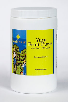 YUZU Puree, AMI Fruit