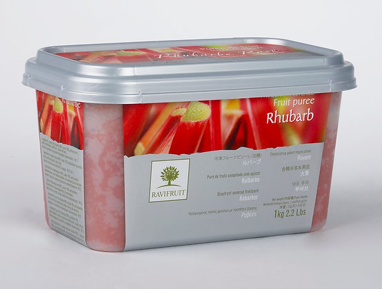 Rhubarb Puree