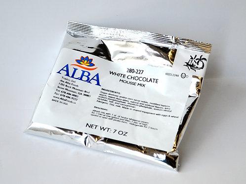White Chocolate Mousse Mix