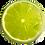 Thumbnail: Lime Slice White Chocolate