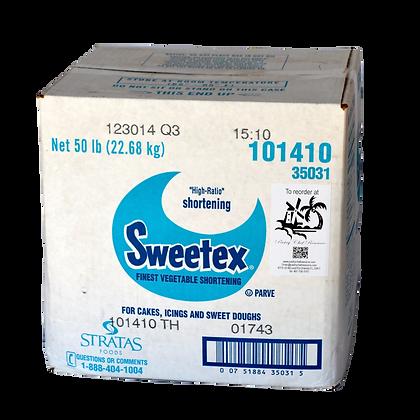 Sweetex Cake Shortening