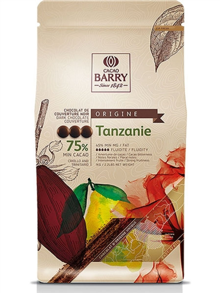 Tanzania 75% Couverture