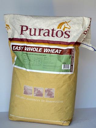 Easy Whole Wheat Mix
