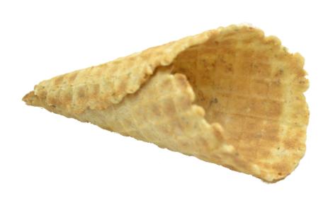 "4"" Savory Waffle Cone"