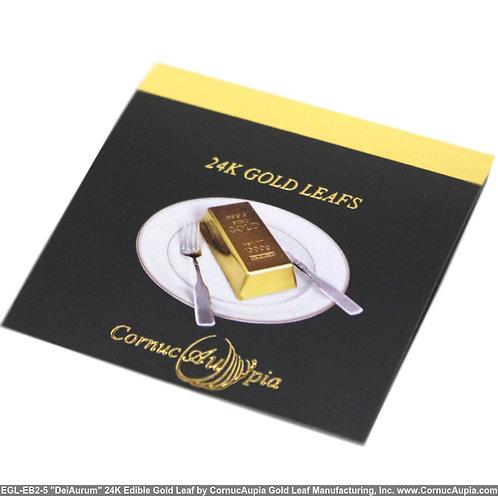 Gold Leaf Booklet