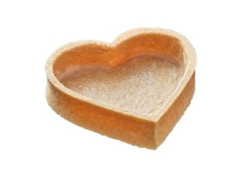 Heart Shaped Sweet Tartshells