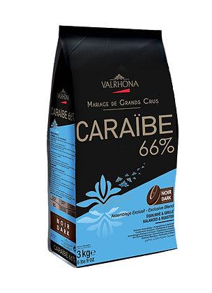 Caraibes 66% Couverture