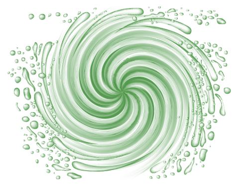 Green Emulsion Gel
