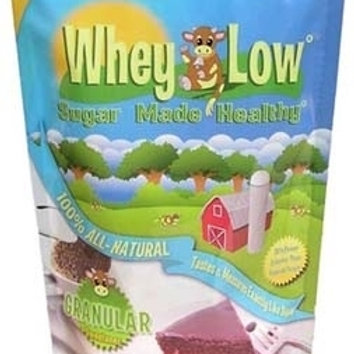 Whey Low Dietary Granular Sweetener