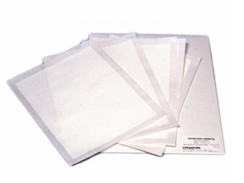 "KopyCake Frosting sheets 8 1/2 x 11"""