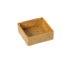 "3"" Square Savory Coated, Vie de Paris"