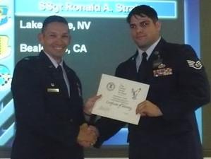 Air National Guard Lieutenant to Represent California!