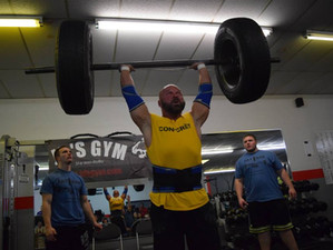 United States Strongman, Inc. Nationals: Opportunity is Knocking