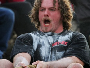 1st in Apples, 25th in the United States Strongman, Inc. Revolution!