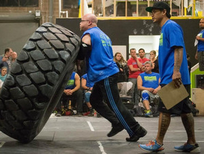 Your United States Strongman, Inc. Jazzes Things Up with #17!