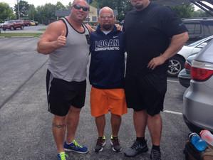 Your United States Strongman, Inc. Prez Talks Rehab for Athletes