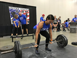 My US Strongwoman: Shanna Gardner Competes at USS Pro Women's Worlds!