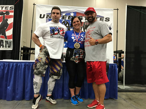 My US Strongwoman: PRO and MW Women's World Champ ~ Kim Baum Speaks!