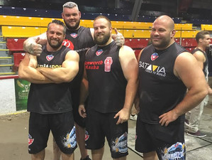 My US Strongman: Spenser Remick reports from SCL Canada