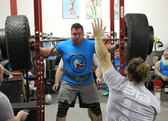 The 2nd Annual Winter Strength Pro-Am Write-up!
