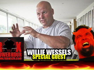 Listen to Willie Wessels on the Rx POWER Hour