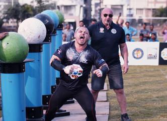 u90kg American Strongman Tells His Story
