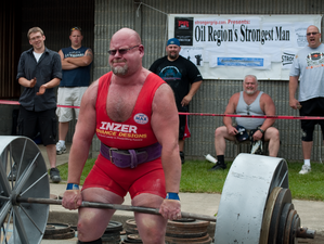 The ORSM 7 - U.S. Strongman Style!