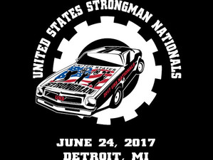 United States Strongman Nationals! Presented by Cerberus Strength USA - The Biggest and the Best. Ev