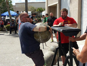 Sunshine State Strongman Hosts Another Great United States Strongman, Inc. Charity Event!
