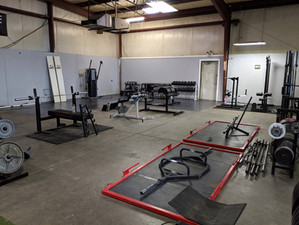 New Affiliate: The Bar Performance Gym