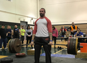 My US Strongman: Shawn Schumaker Earns XPC Spot at Hope 10!