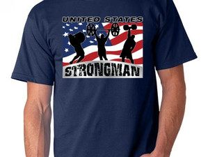 United States Strongman, Inc. Swag Coming Soon!
